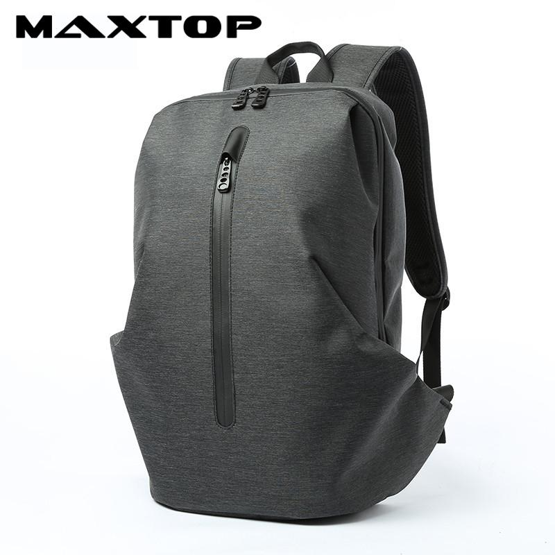Maxtop Urban Leisure Laptop Casual Backpacks Fashion Backpack Young Smart  Bag Antitheft Modern High Quality Big Capacity Men Boy Toddler Backpacks  Mens ... 1d86650f8b1aa