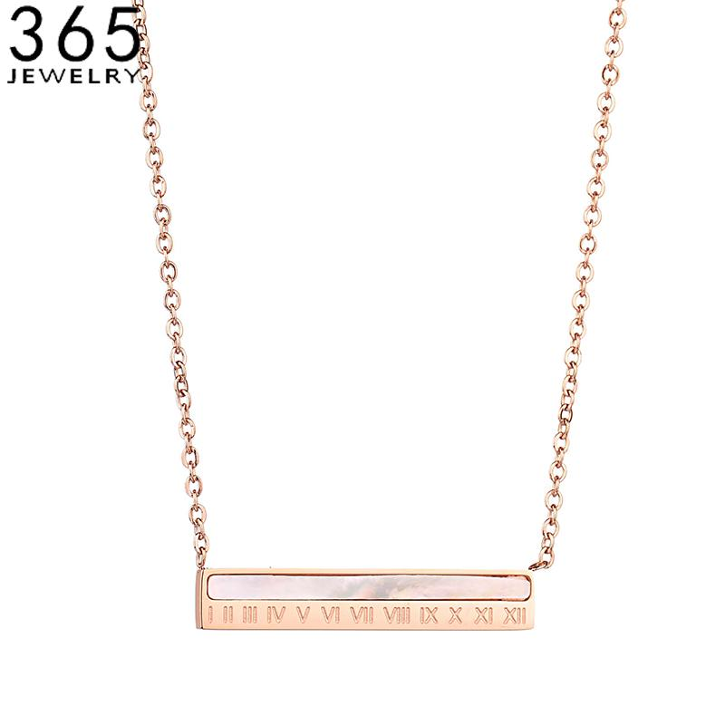 af99f34a3754 Compre Accesorios De Moda Collar De Acero Inoxidable Largo Cuadrado Números Collar  Geométrico Colgante Para Las Mujeres Envío De La Gota A  39.68 Del ...
