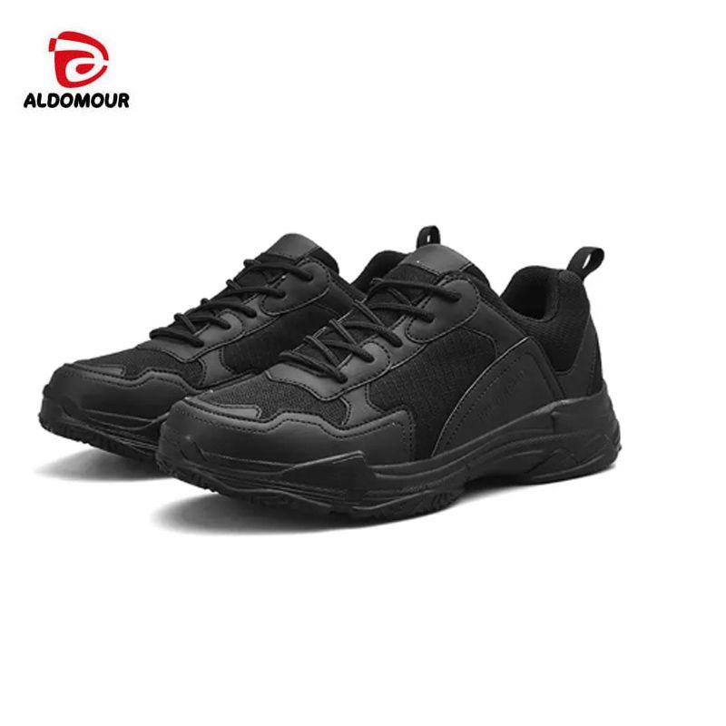 9c3e174fcd375f Großhandel ALDOMOUR Sneakers Frauen Männer Stricken Oberen Atmungsaktive  Sportschuhe Schuhe High Top Laufen Für Männer Frauen Von Wavewind