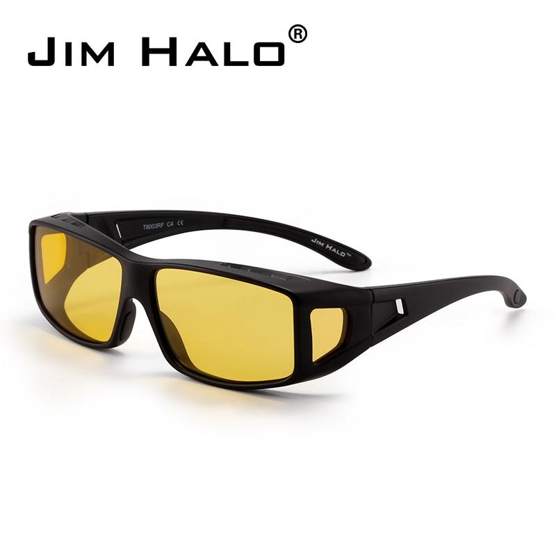 Jim Halo Fit Over Polarized Sunglasses Square Wear Over Night Driving  Glasses Men Women Full Wrap Eyewear Oculos De Sol Bolle Sunglasses Electric  Sunglasses ... f250f10b0f