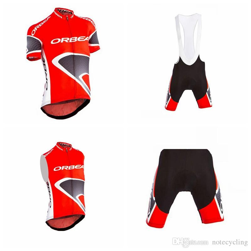 ORBEA Cycling Short Sleeves Jersey Bib Shorts Sleeveless Vest Sets Best  Selling Cycling Clothing Mtb Road Wear Outdoor Breathable A41722 Cycling  Suit ... aa72234aa