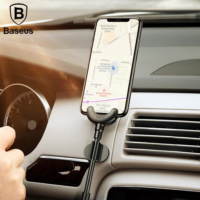 cheap for discount b3c5e f34ee USB Cable car holder For iPhone XS Max XR X 8 7 6 6s 5 5s se 360 Degrees  Car Phone Holder Stand Cable Clip Winder USB Charging Cable