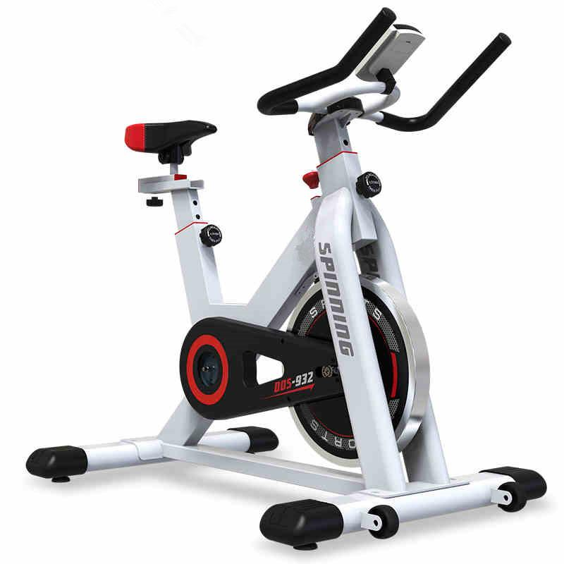 Kansoon Exercise Bike indoor-cycling bike Aerobic Exercise Upright Home Gym Fitness Equipment Mute Stepper