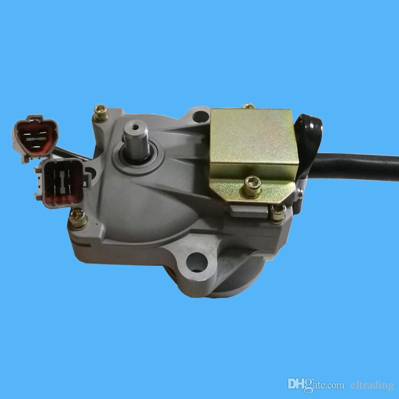 Komatsu Excavator PC-6 PC200-6 PC220-6 PC250-6 PC300-6 BR300S-1 Throttle  Motor, Step Motor Governor Accelerator Motor Assembly 7834-40-2000