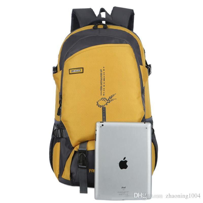 cb85ed4e18 Backpack Travel Bag Large Capacity Designer Versatile Utility  Mountaineering Multifunctional Waterproof Backpack Luggage Outdoor Bag  Laptop Backpack ...