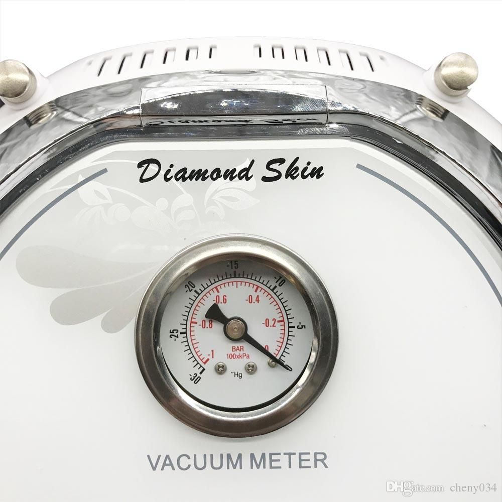 Diamond Vacuum Dermabrasion Peeling Microdermabrasion Spray Beauty Machine Diamond Dermabrasion Facial Peeling Machine