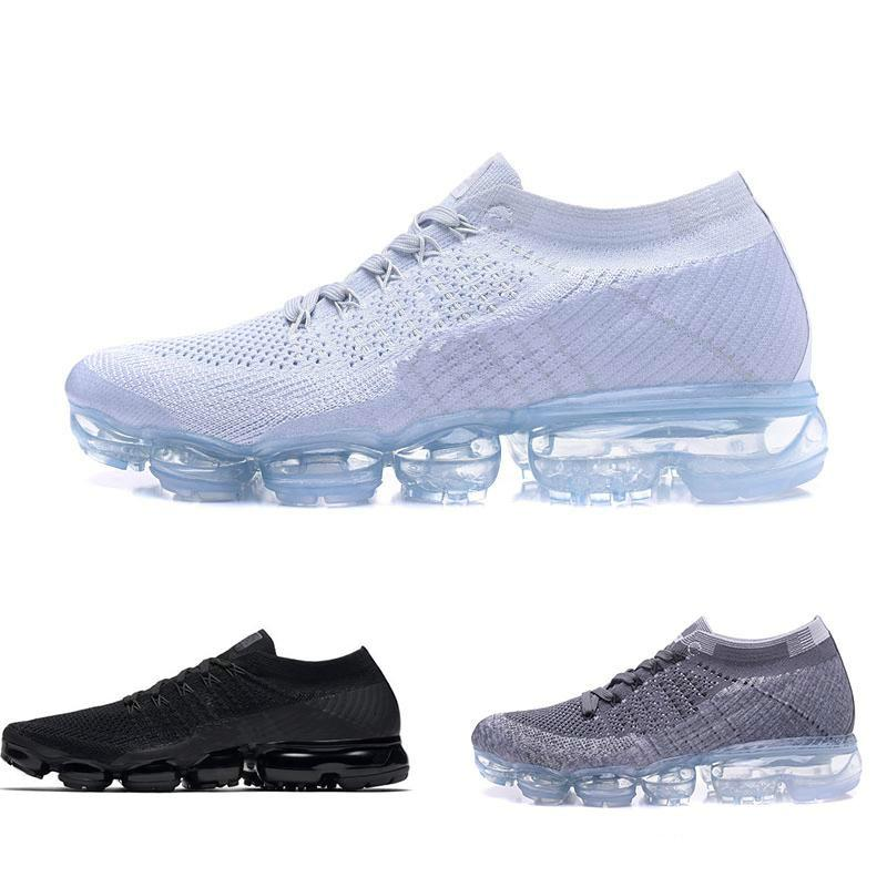 1b728bcbf6 2018 Vapormax For Men Sneakers Fashion Athletic Sport Shoe Vapor ...
