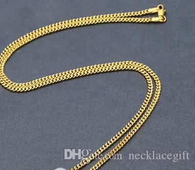 SıCAK Hip Hop Kolye Oyulmuş Gun Şekli iyi Altın Kolye Yüksek Kalite Kolye Altın Zincir Popüler Moda Kolye Takı kolyeler
