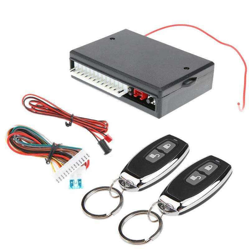 2019 Car Central Door Lock Keyless Entry System Remote Central