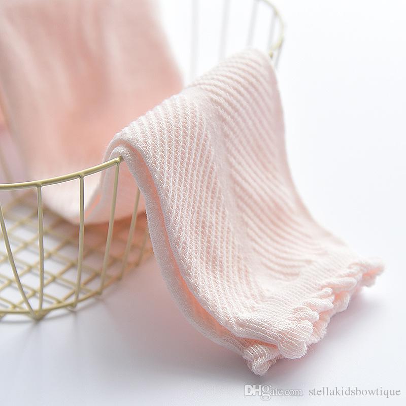 Nette Mädchen Leggings Baby Mädchen Hosen Candy Solid Color Warm Frühling und Sommer Hosen 2018 Neue Stil Baumwolle Kinder Hosen