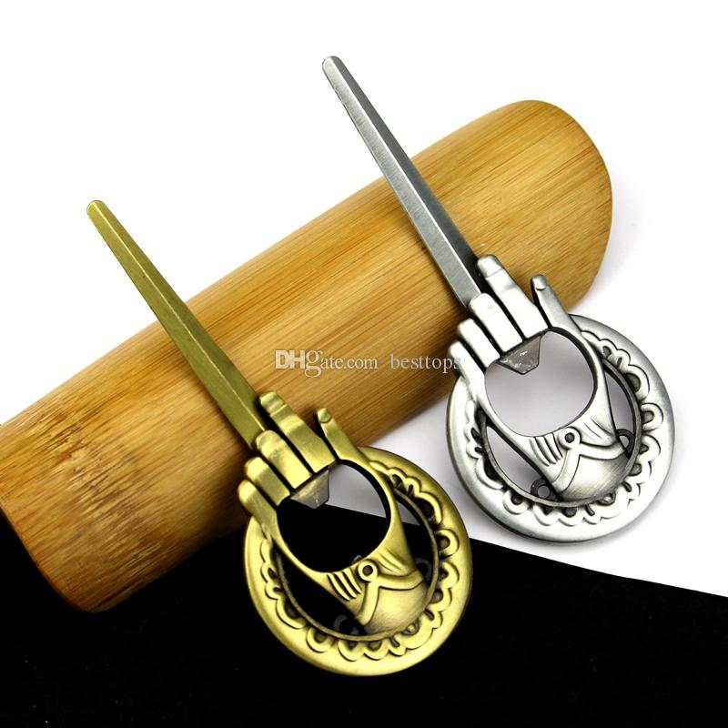 Bottle Opener Game of thrones Hand of the King Bar Beer Opener the King style Metal Alloy Kitchen Tools Nice Gifts