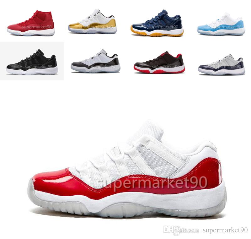 Flash Sale 11 J11 Prom Night Cap And Gown Gym Red Space Jam Win Like 96 11s  Men Basketball Shoes Athletic Sports Sneakers Size Eur36 47 Latest Shoes  Shoes ... 6a7f4a801c4