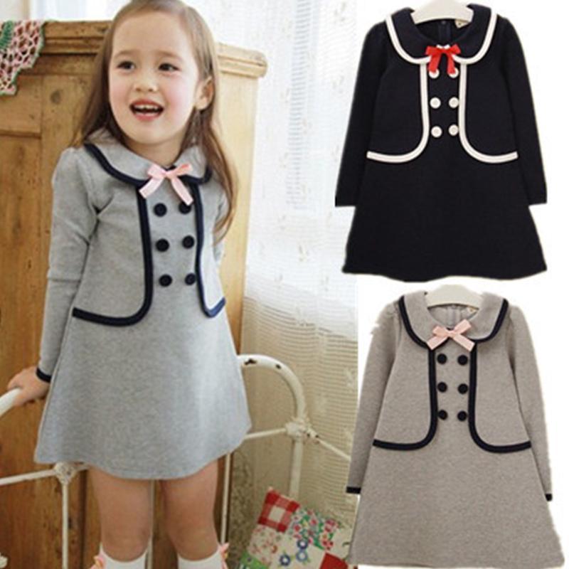 84f8fd114b3d 2019 New Summer Children Girls Dress Cotton Long Design T Shirt ...