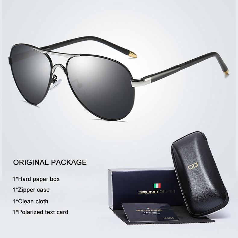 Compre Venda Por Atacado Óculos De Sol Dos Homens Polarizados 2018 Mercedes  Marca De Luxo Design Sun Glsses Para Oculos Masculinos Aviador Gunes  Gozlugu ... 080adc740b