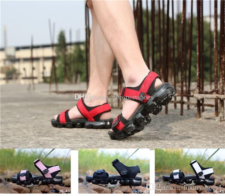 Pink Aircushion Sandals Fashion New Air Va Black Women All Unisex 270 Slippers Cushioning Outdoors Men 54AR3qcjL