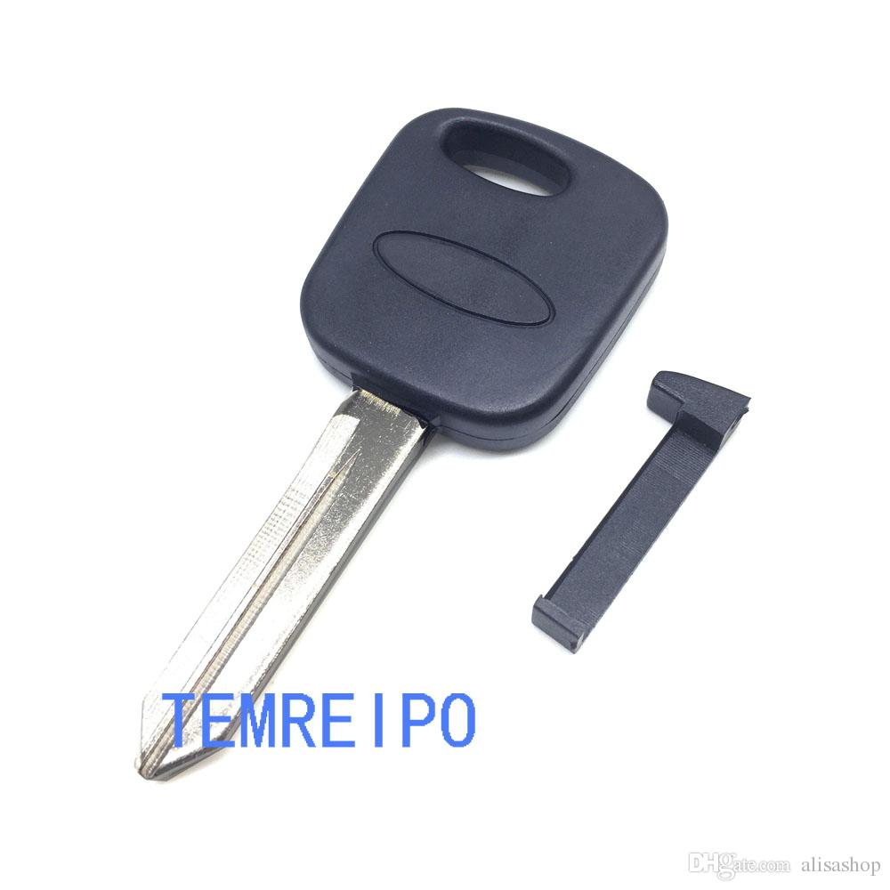For Ford Escape Transponder Remote Key Shell (can install chip) With Logo