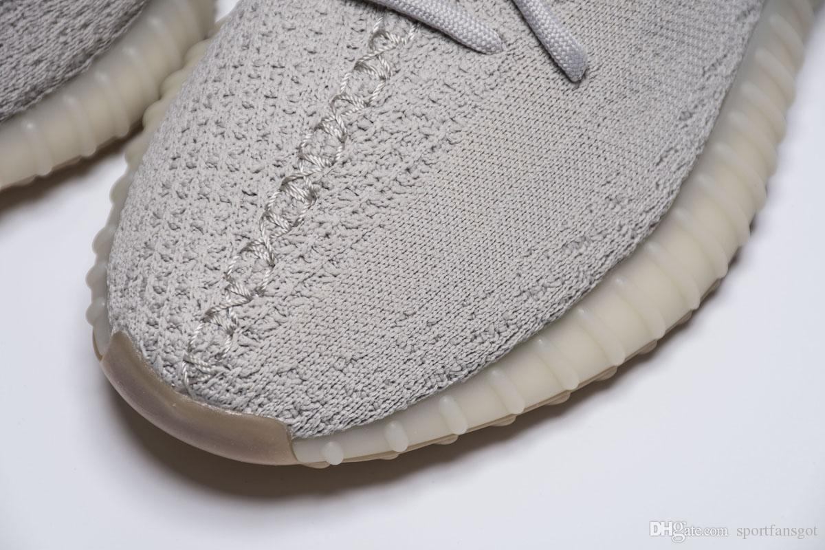 2018 V2 Sesame F99710 350 Top Factory Basf Bottom V2 Shoes 36-48 Beluga 2.0 With Receipt Box Socks Kanye West Running Shoes