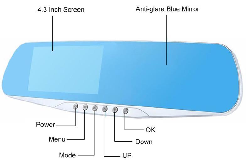 2Cr 1080p Full HD de 4,3