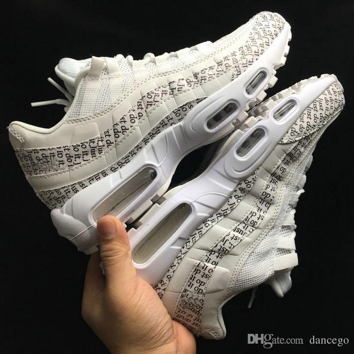 New Arrival 95 OG Runner Trainers Mens 2018 Fall 95s SE Just Do It Running  Shoes Womens 2019 Air Designer Sneakers Running Trainers Men Women Trainers  ... 1d8178df9