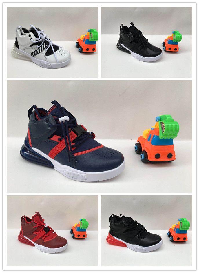 850e1dfdffe Baby 270 V2 Kids Running Shoes Originals 27C OG Half Palm Aircushion ...