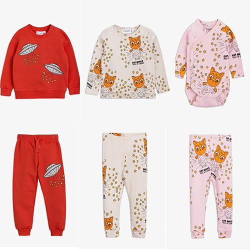 ef1977be97326 Acheter 2018 Bobo Choses Automne Hiver Baby Boy Vêtements Baby Girl Vêtements  Filles Hoodies Vestidos Vetement Garçons Ensemble Enfants Pyjama Y1892807  De ...