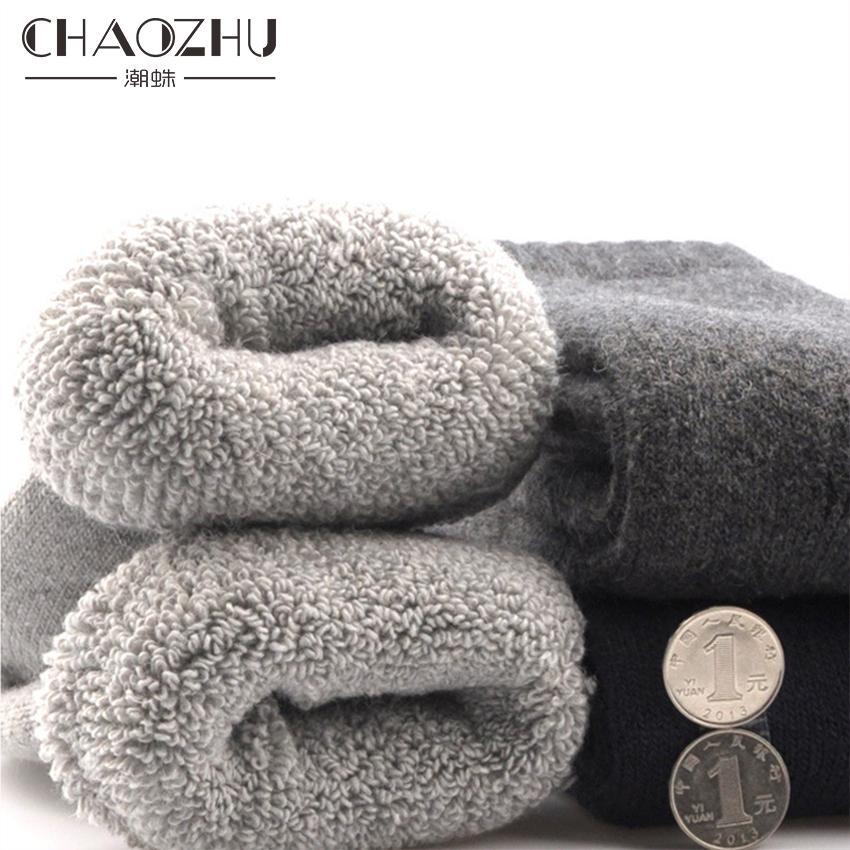 38e81f04fb983 2019 Chaozhu Men 'S Winter Socks Canada 30 Degrees Below Zero Resist Cold  Wool Socks For Men Thicken Pile Socks From Netecool, $28.76 | DHgate.Com