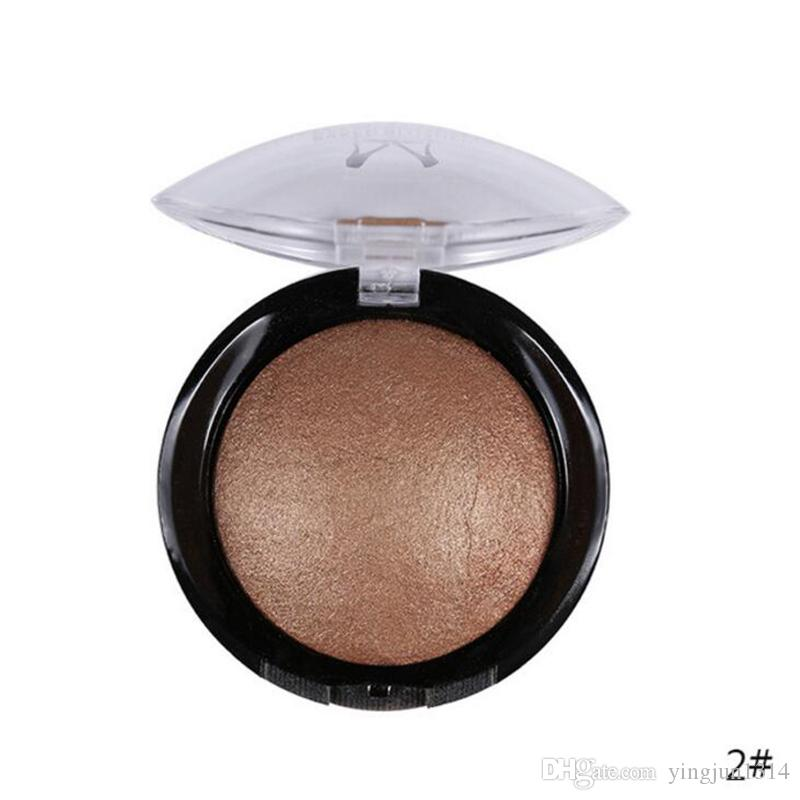 Miss Rose Makeup Brand Bronzer Blush Palette Face Makeup Baked Cheek Color Blusher Professional palette of blush