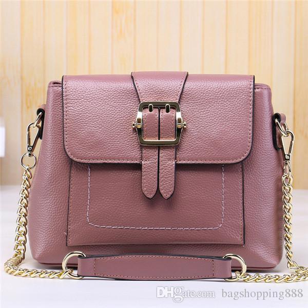 2018 Famous Designer Women Handbags Shoulder Bags Original Real ... 88cb8023049cf