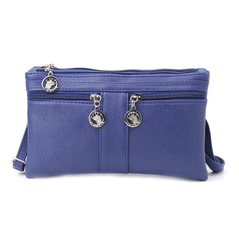 2017 Leather Bag For Women Ladies Luxury Shoulder Bag Tote Messenger Crossbody  Purse Handbag Wallet Phone Money Zip Fashion Bags Rosetti Handbags Name  Brand ...