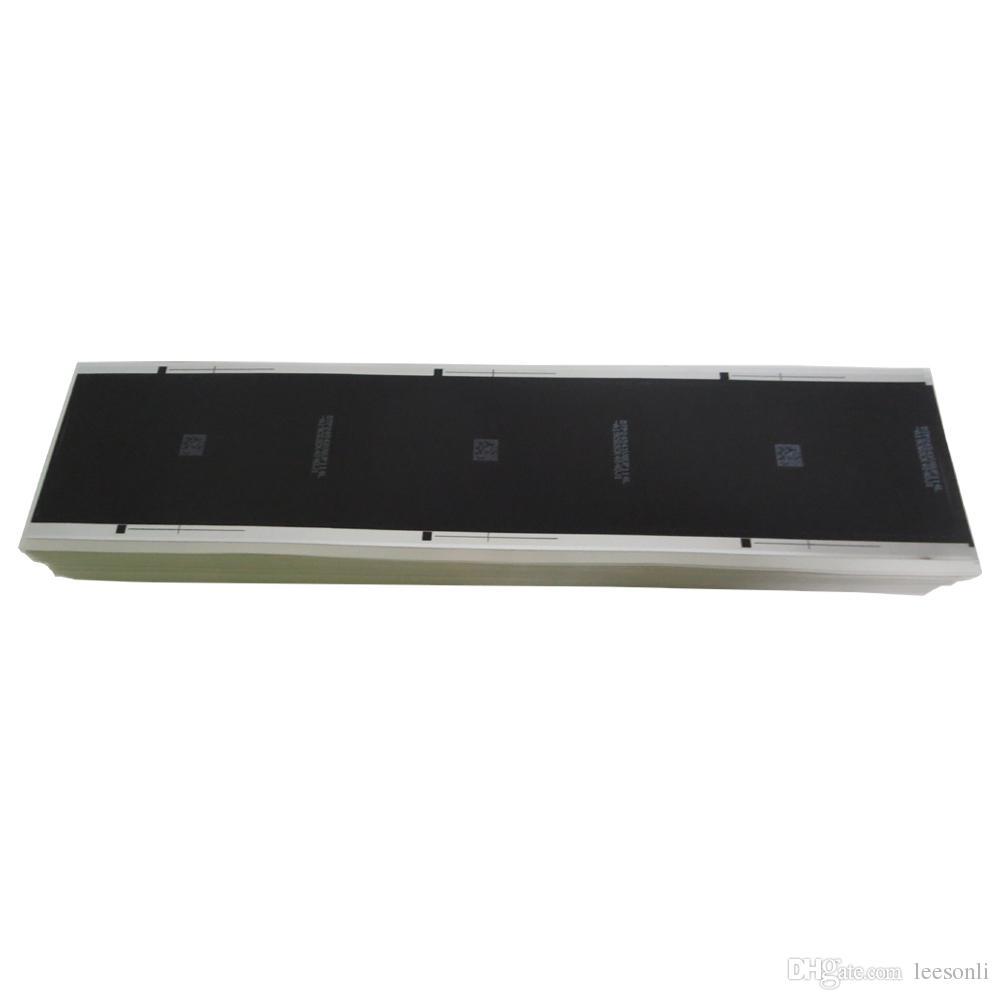 Peças de reparo do telefone celular para o filme do luminoso do LCD da parte traseira de Iphone5G 5S 5C, etiqueta traseira para o reparo quebrado / do LCD
