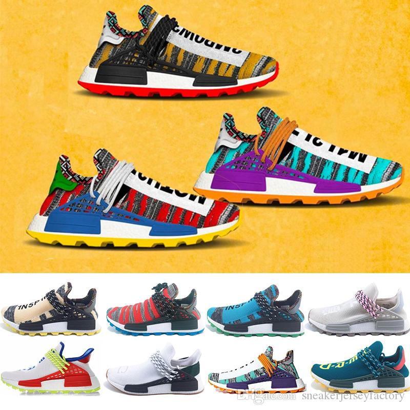 565d0241673dd Athletic Shoes Pharrell Williams X Human Race Afro Hu for Women ...