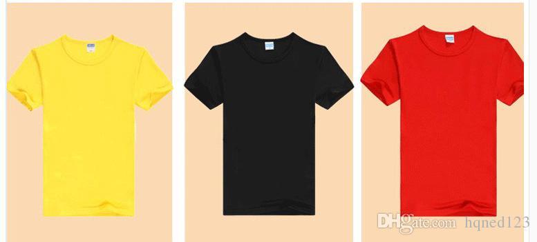 2018 Custom Custom Polo T Shirts Custom Lapel Uniforms Work Clothes