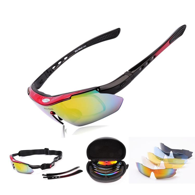 9293277fcc3f Hot Sale Polarized Sports Men Sunglasses Road Cycling Glasses ...