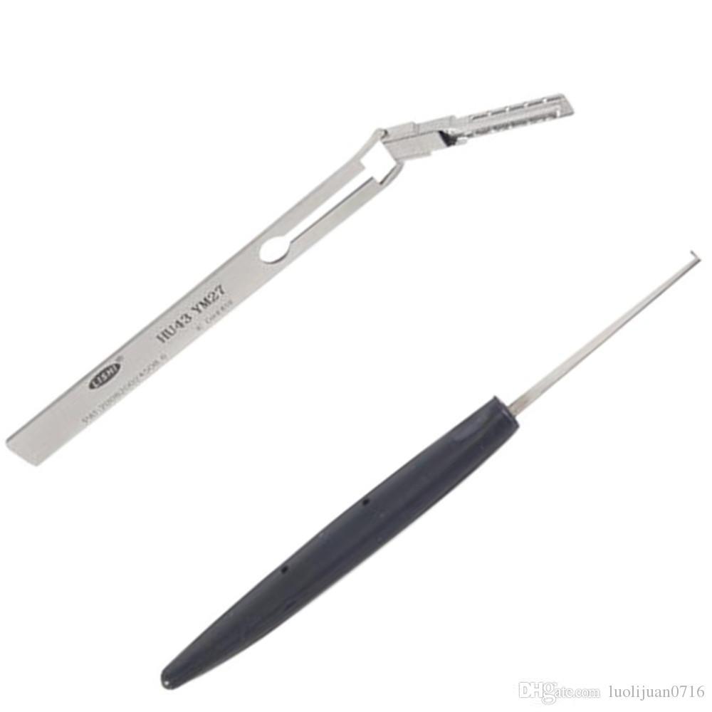 New Arrival Lishi HU43 for OPEL Locksmith Tools lock pick set lock opener tool auto lock picking tool