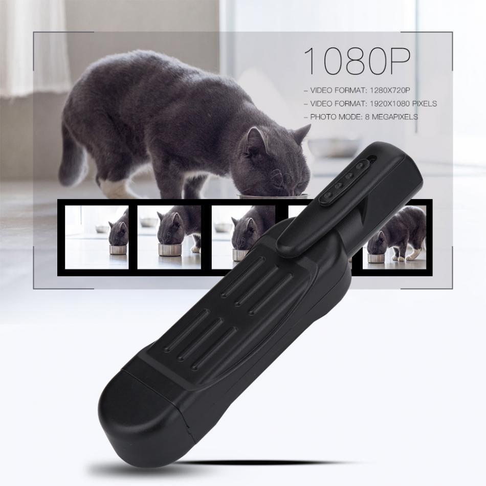 Videocamera portatile DV T189 portatile Full HD ad alta definizione riprese sportive
