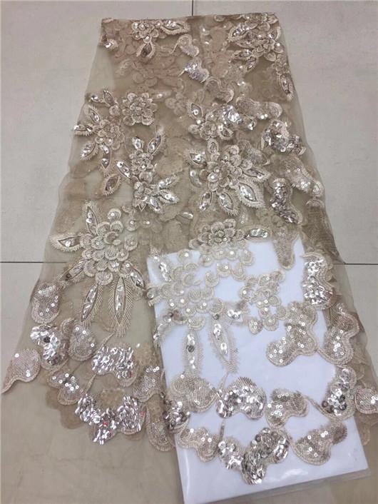 Cheap Elegant Yellow Lace Chiffon Modest Best African Wedding Royal Blue  Lace 69dbe1bfaacb
