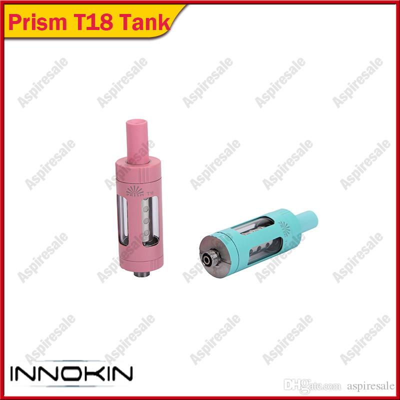 Original Innokin Endura Prism T18 Tank 2.5ml with 1.5ohm Replaceable Coil Prism T18 Atomizer for Endura T18