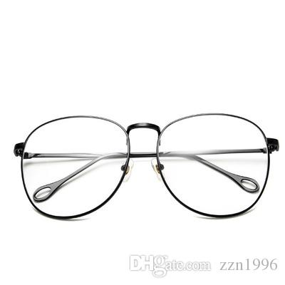 4cff0a1f32 2019 Round Spectacle Glasses Frames For Harry Potter Glasses With Clear  Glass Women Men Myopia Optical Transparent Glasses From Zzn1996