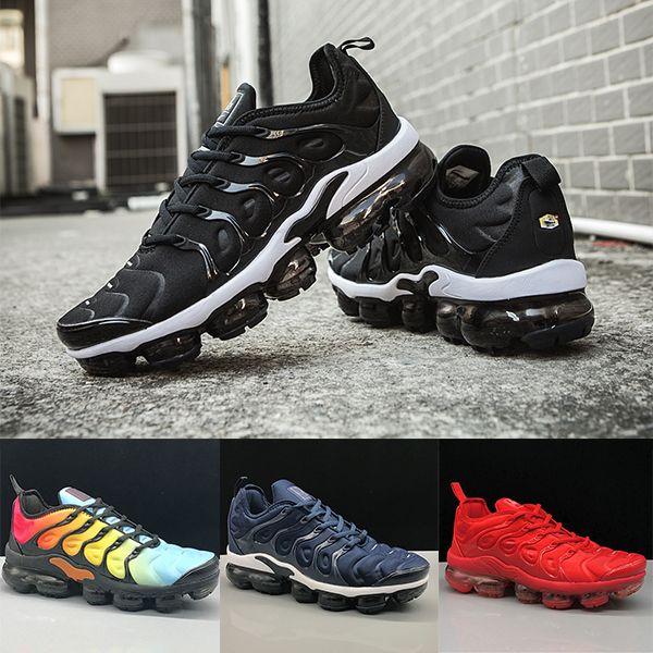 Negro Vapomax Triple Plus Zebra Tn Compre Zapatos Hombre q1BUp0w