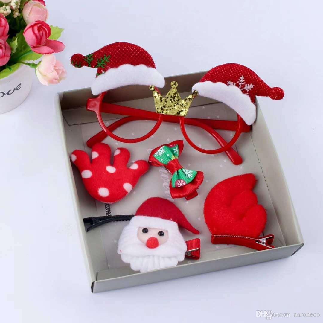 Christmas Gift Set for Children\'s Hair Accessories,Children\'s ...