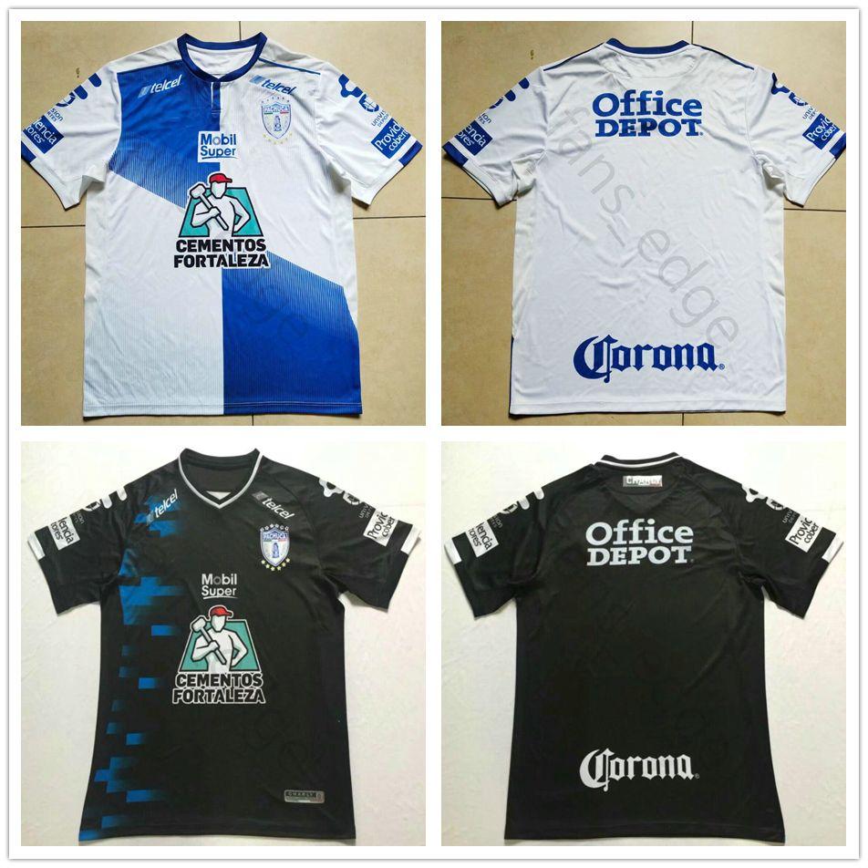 579ce73c9d9 Size S XXL 2018 2019 Manga Liga LIGA MX Club Pachuca Soccer Jersey 18 19  MANII GARCIA JARA KSK Pachuca Home Away Football Shirts UK 2019 From  Fans_edge, ...