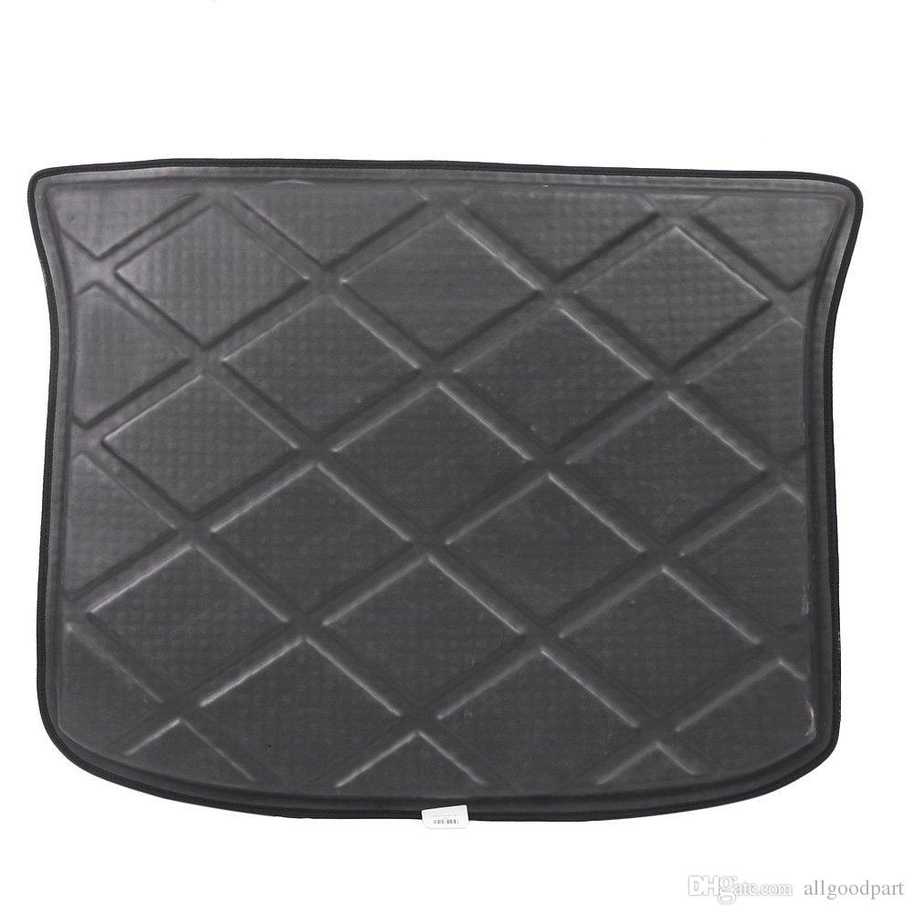 Allgt Rear Trunk Cargo Linear Floor Mat Fits Ford Edge   Black From Allgoodpart   Dhgate Com