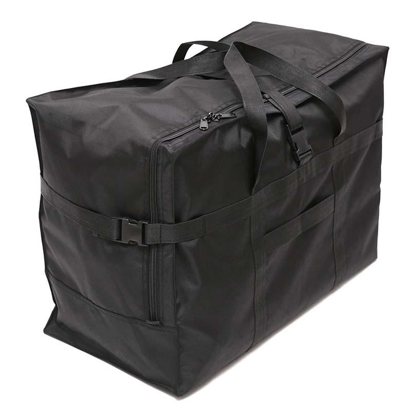 8f89e5b3e0 New Waterproof Folding Travel Bags Men Large Capacity Luggage Bags Portable Men  Women S Air Carrier Package Tote Travel Bag Big Bags Rolling Backpack From  ...