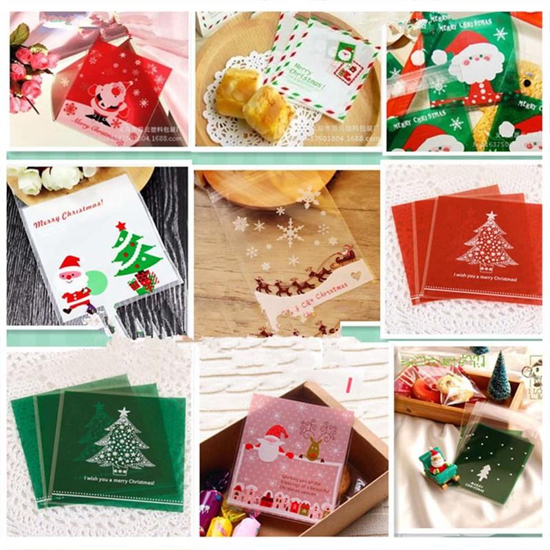 Cute Cartoon Gifts Bags Christmas Cookie Packaging Self Adhesive Plastic Bags For Biscuits Birthday Candy Cake Package Christmas Gift Packaging Christmas ...  sc 1 st  DHgate.com & Cute Cartoon Gifts Bags Christmas Cookie Packaging Self Adhesive ...