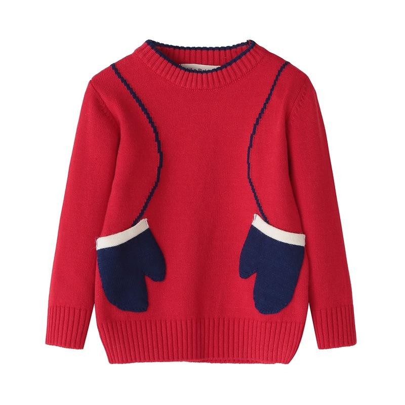 eb44913fcc5e Autumn New Casual Children S Sweater Boys And Girls Long Sleeved ...
