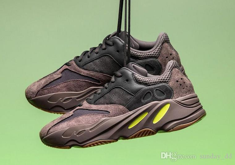 1645a4b39 Authentic 700 Mauve Wave Runner Kanye West Sneakers Running Shoes ...