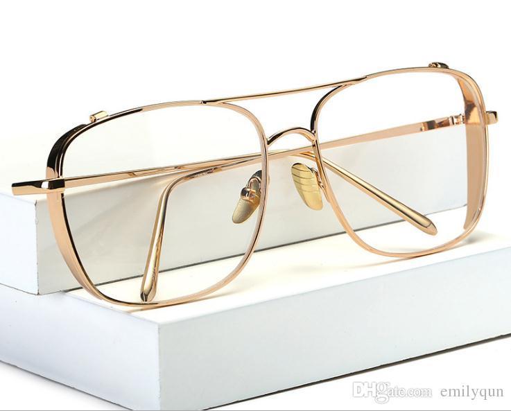 a2069bfeb4 Men Round Optical Frame Eyeglasses Glasses Reading Glasses Spectacle Frame  for Women Round Big Frame Glasses Myopia Eyeglasses Round Optical Frame ...