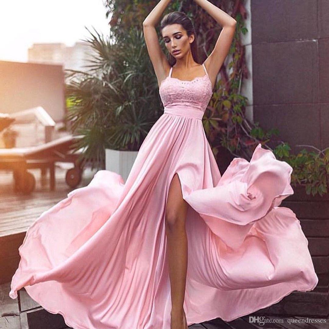 Moderno Vestido De La Dama De Honor Más Favorecedor Para El Tamaño ...