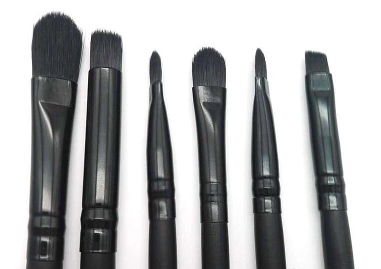 11 adet / takım ELF ve MA Makyaj Fırça Seti Yüz Kremi Güç Vakfı Fırçalar Amaçlı Güzellik Kozmetik Aracı Fırçalar Set