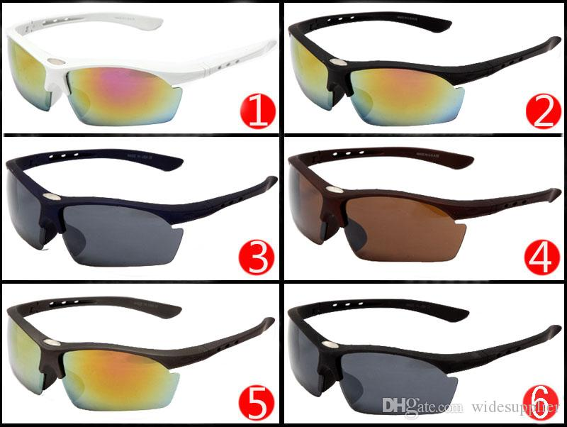b341434697 Brand New Summer Man Sport Cycling Sunglasses Spectacles Women Bicycle  Goggle Sports Outdoor Colours Sun Glasses A+++ Tifosi Sunglasses Cheap  Eyeglasses ...
